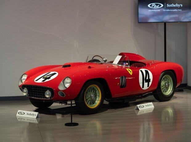 Ferrari 290 MM von 1956, verkauft für 22.005.000 US-Dollar von RM & Sotheby's im Dezember 2018 im Petersen Museum