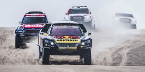 Video-Highlights der Rallye Dakar 2019: Die spektakulären Szenen der Autos