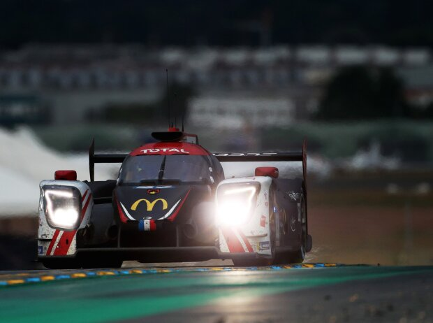 Panis-Barthez in Le Mans 2018