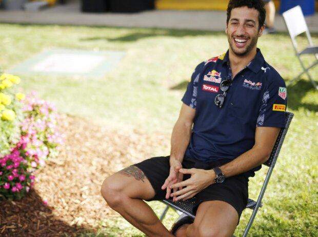 Daniel Ricciardo, Tattoo