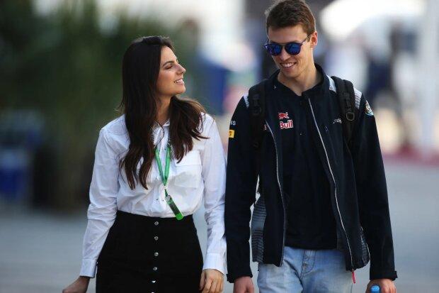 Daniil Kwjat Toro Rosso Red Bull Toro Rosso Honda F1 ~Daniil Kwjat ~