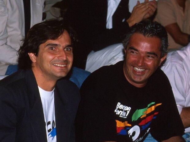 Nelson Piquet, Flavio Briatore