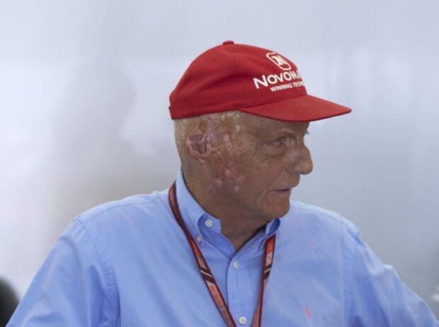 Niki Lauda, Valtteri Bottas