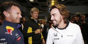 Red Bull: Alonso-Deal scheiterte nach Geheimtreffen in Madrid