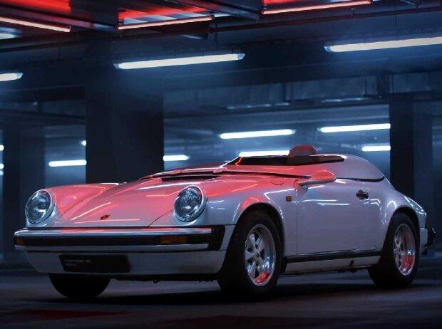 Porsche 911 Carrera 3.2 Speedster-Prototyp