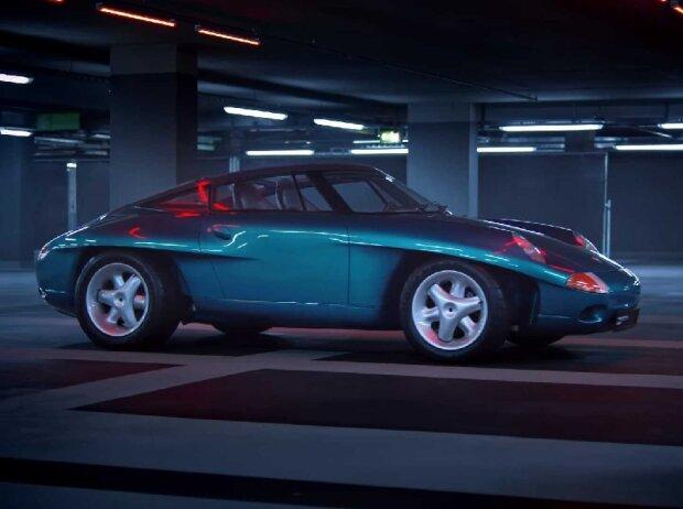 Porsche Panamericana Prototyp (1989)