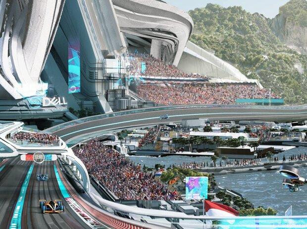McLaren-Konzept für Formel 1 2050