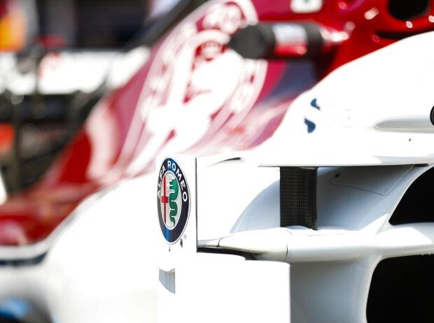 Alfa Romeo, Logo, Sauber