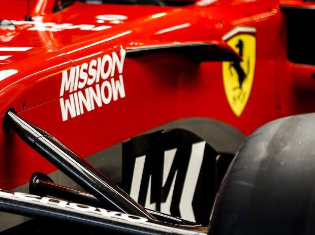 Mission Winnow von Ferrari-Sponsor Philip Morris