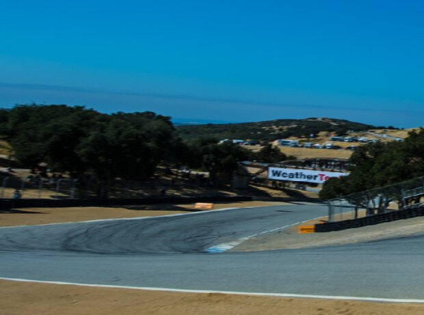 Laguna Seca Raceway: Corkscrew