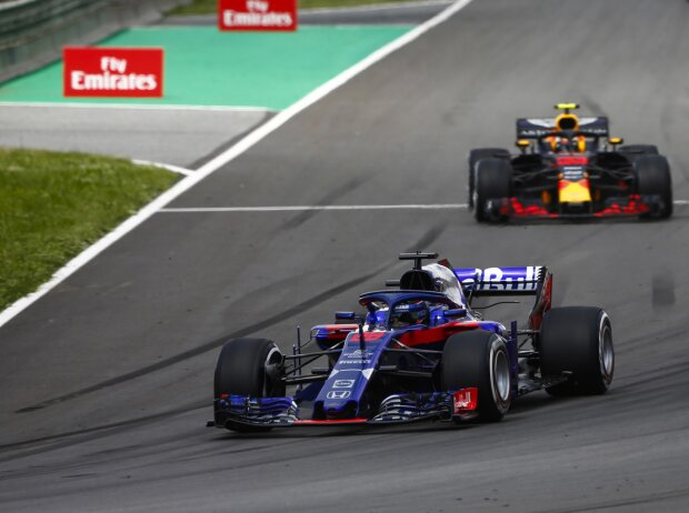 Brendon Hartley, Max Verstappen