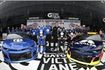 William Byron (Hendrick) und Alex Bowman (Hendrick)