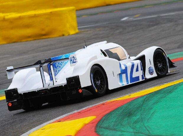 GreenGT LMP2HG mit Wasserstoffantrieb