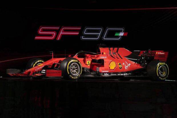 ~Ferrari SF90~