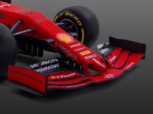 Ferrari SF90, Frontflügel