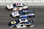 3-Wide-Racing mit Chevrolet, Ford und Toyota in Daytona