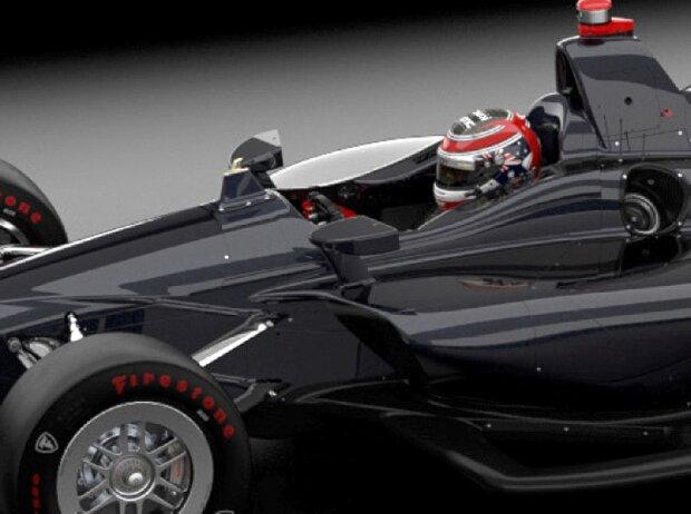AFP: IndyCar-Cockpitschutz 2019 2019