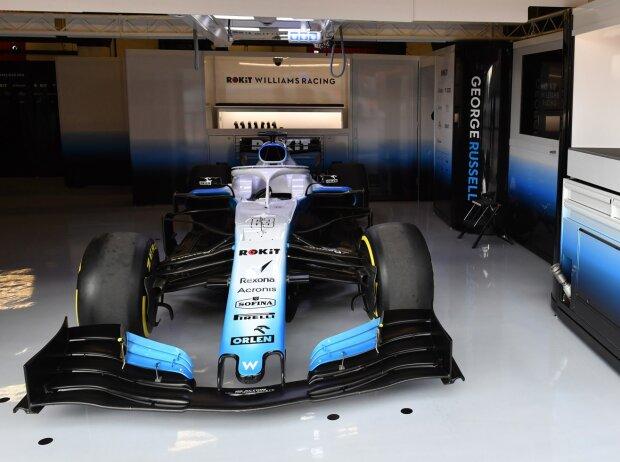 Williams FW42, Showcar