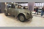Rétromobile 2019 - Sonderausstellung Citroën