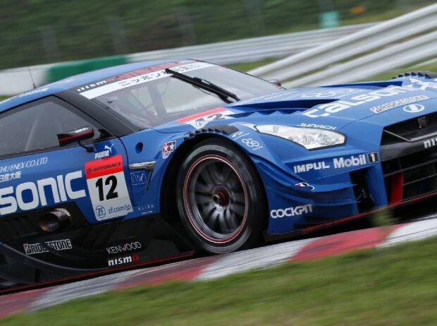Nissan GT-R, Super-GT