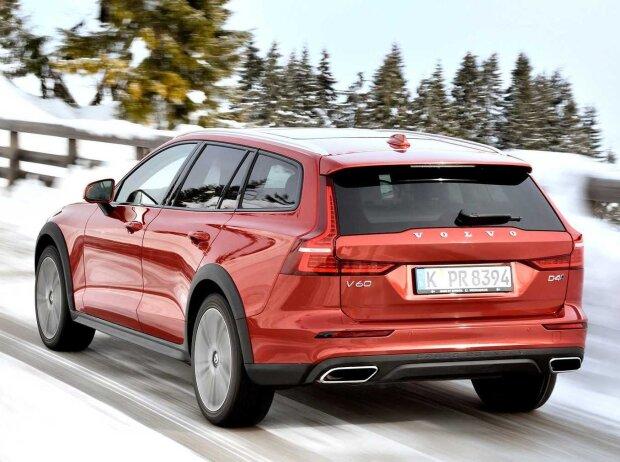 Neuer Volvo V60 Cross Country (2019)