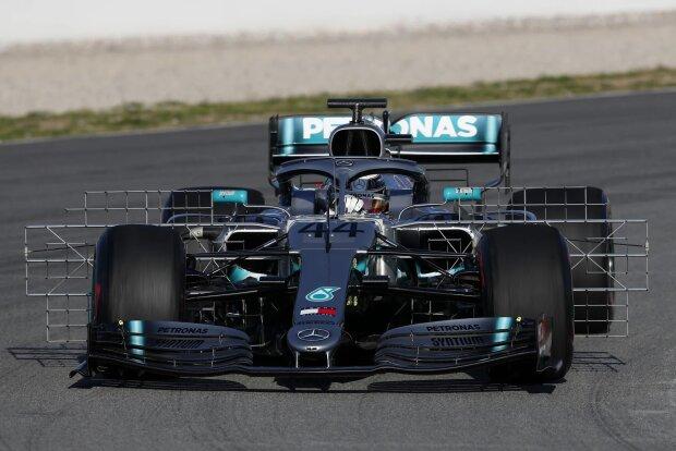 Lewis Hamilton Mercedes Mercedes-AMG Petronas Motorsport  F1 ~Lewis Hamilton (Mercedes) ~