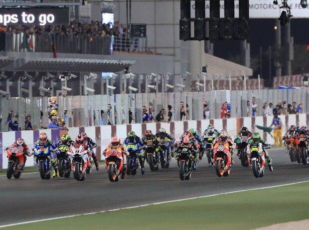 Katar Start