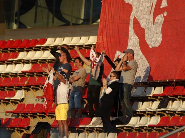 Fans von Robert Kubica