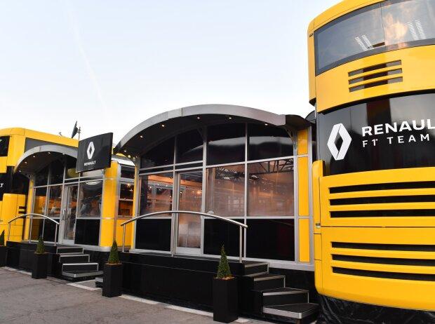 Renault-Motorhome
