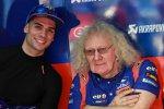 Miguel Oliveira und Guy Colon (Tech 3)