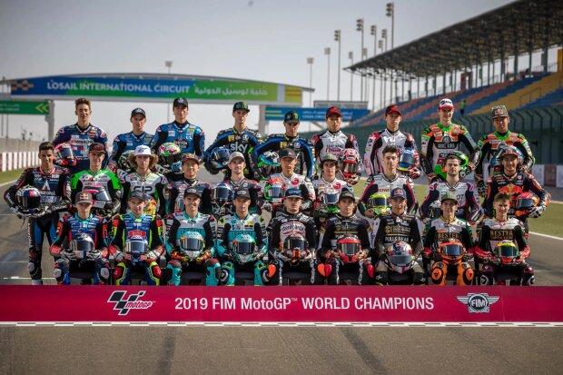 ~Moto3 Klassenfoto 2019~