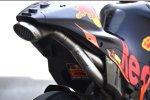 KTM Auspuff von Akrapovic