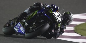 MotoGP-Qualifying in Katar: Vinales auf Pole-Position, Rossi nur 14.