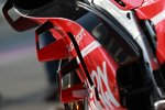 Winglets der Ducati