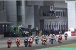 MotoGP Start in Katar
