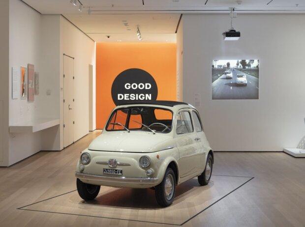 Fiat 500 im MoMA New York