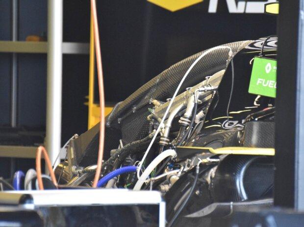 Renault R.S.19, Motor