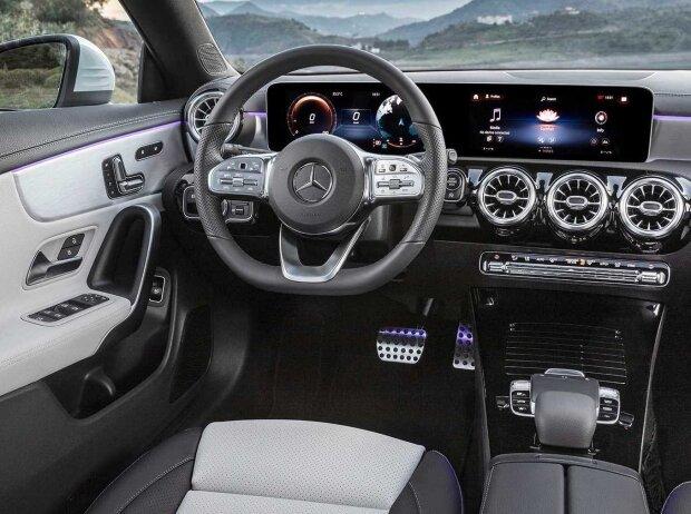 Mercedes CLA Shooting Brake 2019
