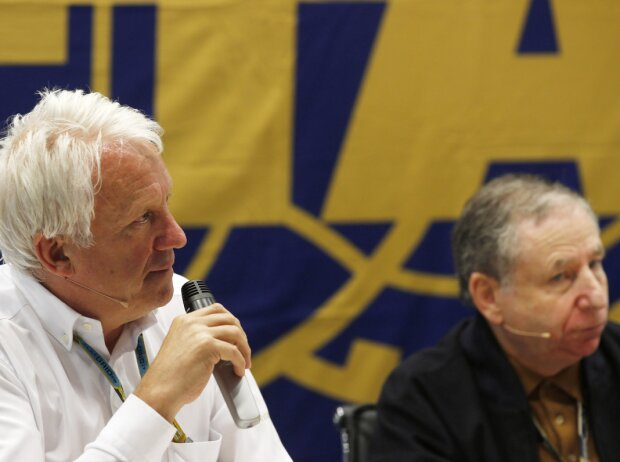 Charlie Whiting, Jean Todt