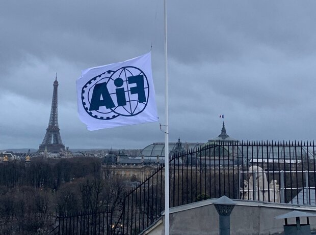 FIA-Hauptquartier in Paris