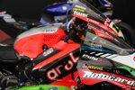 Die Superbikes von Jonathan Rea und Alvaro Bautista