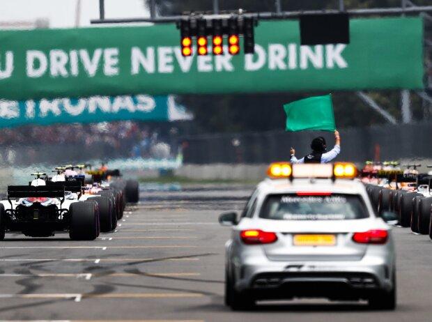 Startampel Formel 1