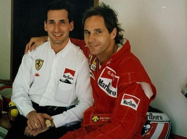 Gerhard Berger, Maurizio Leschiutta