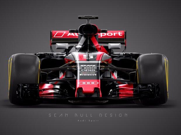 Audi Formel-1-Design, Sean Bull