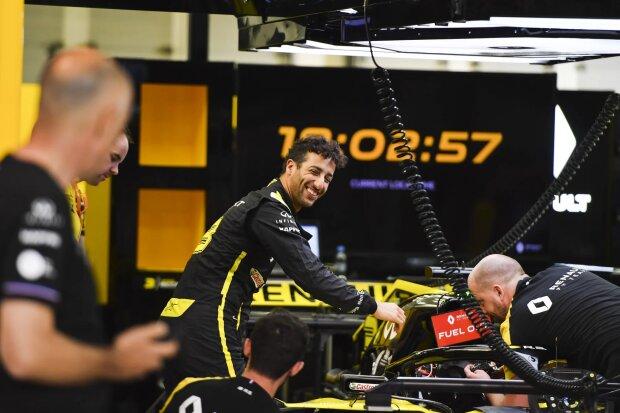 Daniel Ricciardo Renault Renault F1 Team F1 ~Daniel Ricciardo (Renault) ~