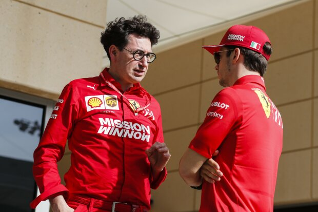 Charles Leclerc Ferrari Scuderia Ferrari Mission Winnow F1CIP CIP Moto3 ~Charles Leclerc (Ferrari) ~
