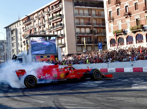 Sebastian Vettel, Fan-Festival