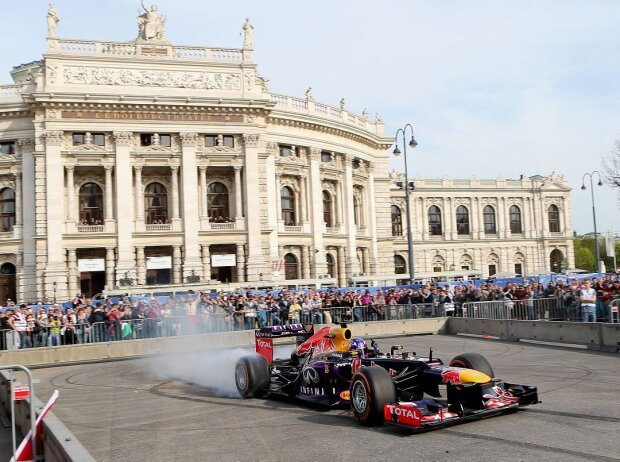 Daniel Ricciardo, Wien