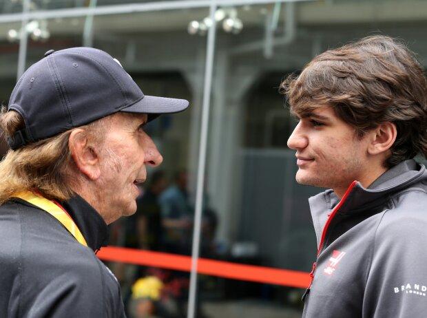 Emerson Fittipaldi, Pietro Fittipaldi