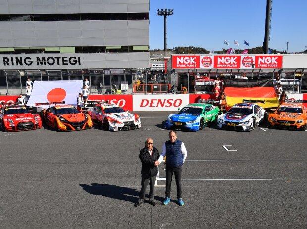 DTM, Super GT, Masaaki Bandoh, Gerhard Berger